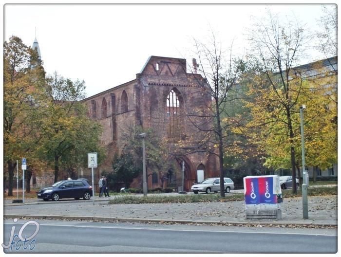 #Klosterkirche in der nähe des #Roten #Rathauses #Berlin#Mitte