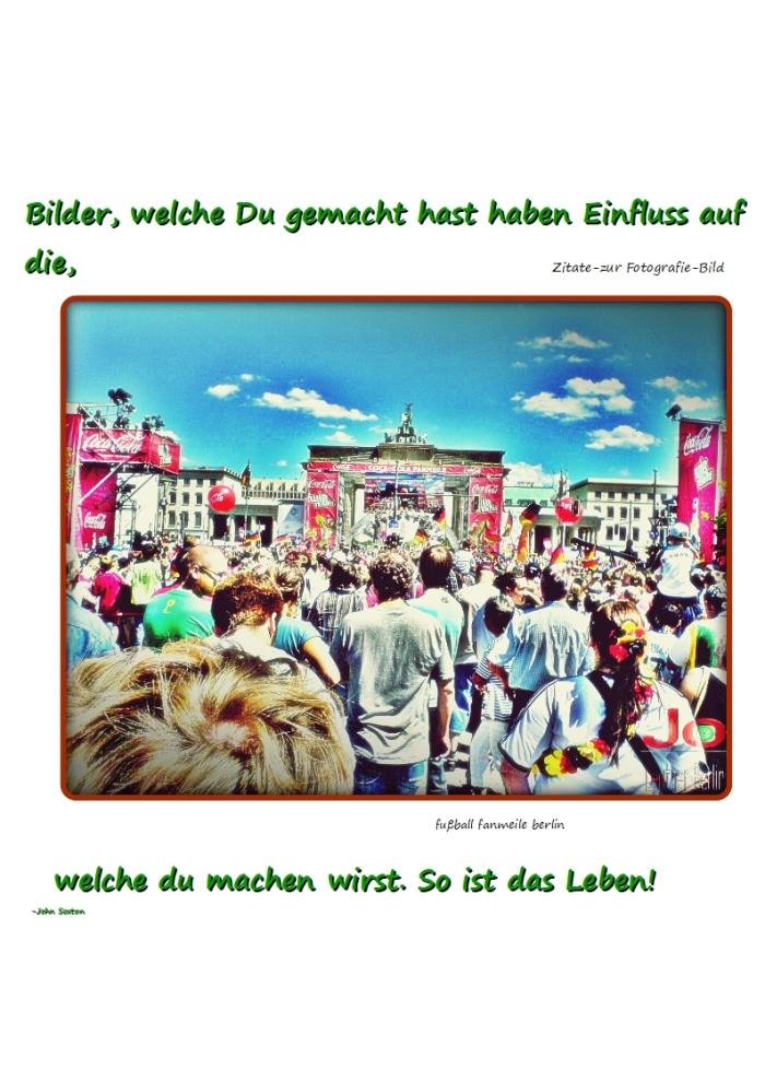 #Fußball #Fan #Meile#Berlin