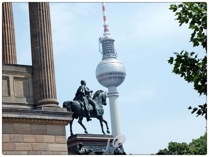Berliner Fernsehturm….