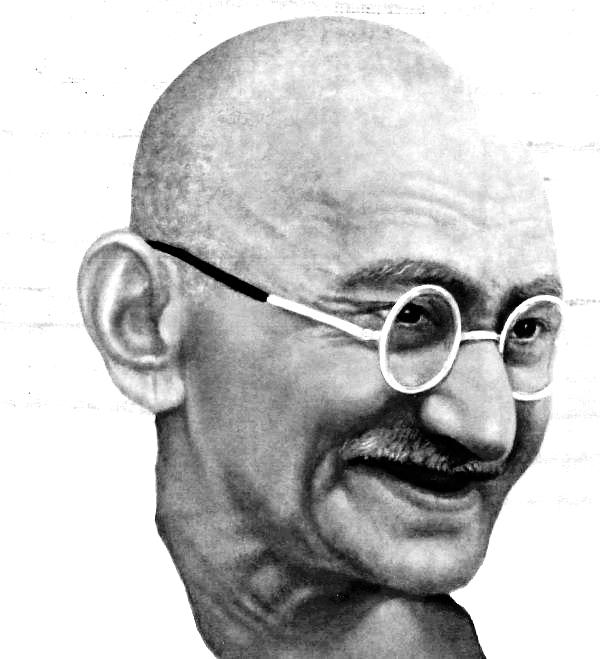 Mahatma Gandhi Zitate Sei Du Selbst Die Veränderung