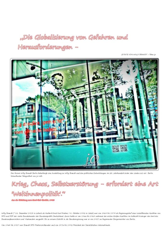 """Weltinnen…………………politik"""