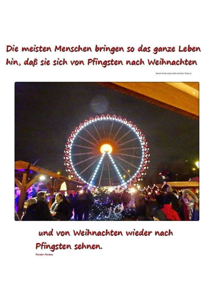 """""""Von Pfingsten nach Weihnachten"""""""
