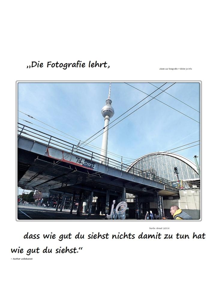 """BERLIN STREET """"experimentell"""""""